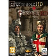 Hra na PC Stronghold Crusader HD (PC) DIGITAL