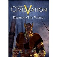 Sid Meier's Civilization V: Civilization and Scenario Pack: Denmark - The Vikings (MAC) DIGITAL - Herní doplněk