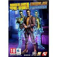 Borderlands: The Pre-Sequel - Handsome Jack Doppelganger Pack (MAC) DIGITAL - Herní doplněk