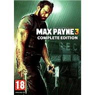 Max Payne 3 Complete (PC) DIGITAL - Hra pro PC