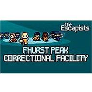 The Escapists - Fhurst Peak Correctional Facility (PC/MAC/LINUX) DIGITAL - Herní doplněk