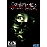 Condemned: Criminal Origins (PC) DIGITAL - Hra pro PC