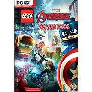 LEGO MARVEL's Avengers - Sezónní permanentka (PC) DIGITAL - Herní doplněk