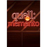 Quell Memento (PC) DIGITAL - Hra pro PC