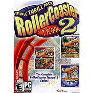 RollerCoaster Tycoon® 2: Triple Thrill Pack (PC) DIGITAL - Hra pro PC