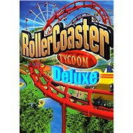 RollerCoaster Tycoon: Deluxe (PC) DIGITAL - Hra pro PC