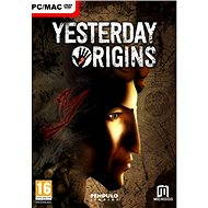 Yesterday Origins (PC/MAC) DIGITAL - Hra pro PC