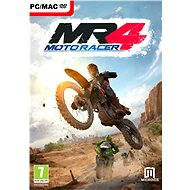 Moto Racer 4 (PC/MAC) PL DIGITAL + BONUS! - Hra pro PC