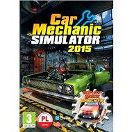 Car Mechanic Simulator 2015 - DeLorean DLC (PC/MAC) CZ DIGITAL - Herní doplněk