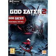 GOD EATER 2 Rage Burst (PC) DIGITAL - Hra na PC