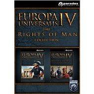 Europa Universalis IV: Rights of Man Collection (PC) DIGITAL - Herní doplněk