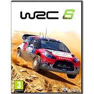 Hra na PC WRC 6 (PC) DIGITAL + DLC