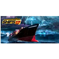 Ships 2017 (PC) DIGITAL - Hra pro PC