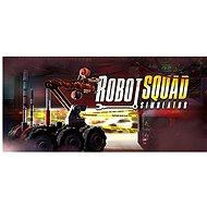 Robot Squad Simulator 2017 (PC) PL DIGITAL - Hra na PC