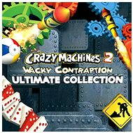 Crazy Machines: Wacky Contraption Ultimate Collection (PC) DIGITAL - Hra pro PC