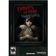 Layers of Fear: Inheritance (PC/MAC/LX) PL DIGITAL - Herní doplněk
