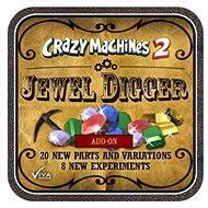 Crazy Machines 2: Jewel Digger DLC (PC) DIGITAL - Herní doplněk