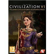 Sid Meier's Civilization VI - Poland Civilization & Scenario Pack (PC) DIGITAL - Herní doplněk
