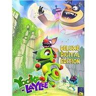 Yooka-Laylee Deluxe Edition (PC/MAC/LX) DIGITAL + BONUS! - Hra na PC