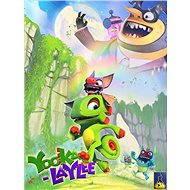 Yooka-Laylee (PC/MAC/LX) DIGITAL + BONUS! - Hra pro PC