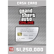 Grand Theft Auto V Great White Shark Card (PC) DIGITAL - Herní doplněk