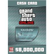 Grand Theft Auto V Megalodon Shark Card (PC) DIGITAL - Herní doplněk