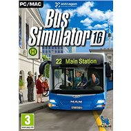 Bus Simulator 16 (PC/MAC) DIGITAL - Hra pro PC