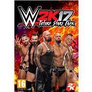 WWE 2K17 - Future Stars Pack (PC) DIGITAL - Herní doplněk