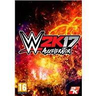 WWE 2K17 - Accelerator (PC) DIGITAL - Herní doplněk