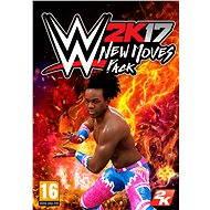 WWE 2K17 - New Moves Pack (PC) DIGITAL - Herní doplněk