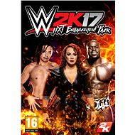WWE 2K17 - NXT Enhancement Pack (PC) DIGITAL - Herní doplněk