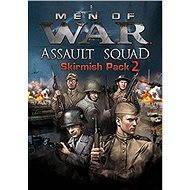 Men of War: Assault Squad - Skirmish Pack 2 (PC) DIGITAL - Herní doplněk