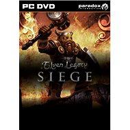 Elven Legacy: Siege (PC) DIGITAL - Herní doplněk