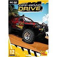 Off-Road Drive (PC) DIGITAL - Hra pro PC