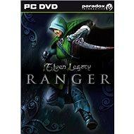 Elven Legacy: Ranger (PC) DIGITAL - Herní doplněk
