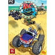 RC Cars (PC) DIGITAL Steam - Hra pro PC