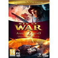 Men of War: Assault Squad 2 Deluxe Edition Upgrade (PC) DIGITAL - Hra pro PC