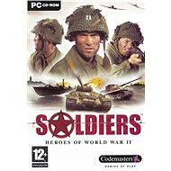 Soldiers: Heroes of World War II (PC) DIGITAL - Hra pro PC