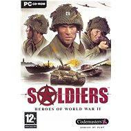Soldiers: Heroes of World War II (PC) DIGITAL - Hra na PC