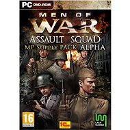 Men of War: Assault Squad MP Supply Pack Alpha (PC) DIGITAL - Herní doplněk