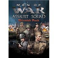 Men of War: Assault Squad - Skirmish Pack (PC) DIGITAL - Herní doplněk