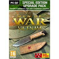 Men of War: Vietnam Special Edition Upgrade Pack (PC) DIGITAL Steam - Herní doplněk