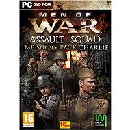 Men of War: Assault Squad MP Supply Pack Charlie (PC) DIGITAL - Herní doplněk