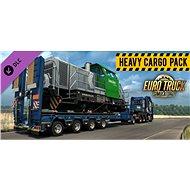 Euro Truck Simulator 2 – Heavy Cargo Pack DLC (PC) DIGITAL - Herní doplněk