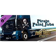Euro Truck Simulator 2 – Pirate Paint Jobs Pack (PC) DIGITAL - Herní doplněk