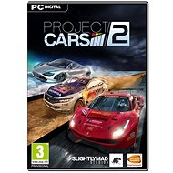 Project Cars 2 (PC) DIGITAL - Hra pro PC