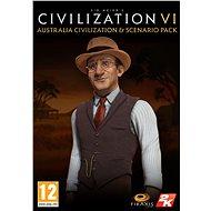 Sid Meier's Civilization VI - Australia Civilization & Scenario Pack (PC) PL DIGITAL - Herní doplněk