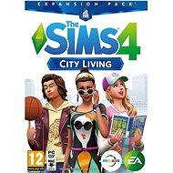 The Sims 4 Život ve městě - PC DIGITAL - Herní doplněk