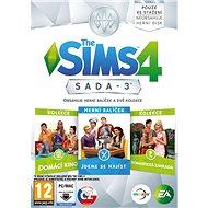 The Sims 4 Sada 3 (PC) DIGITAL - Herní doplněk