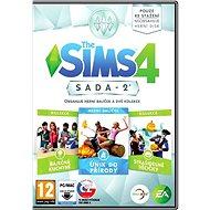 The Sims 4 Sada 2(PC) DIGITAL - Herní doplněk